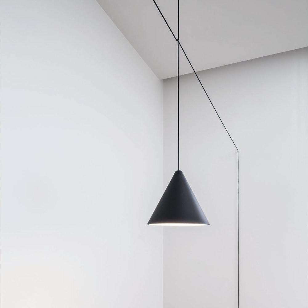 FLOS String Light Kegelkopf Pendelleuchte LED 4