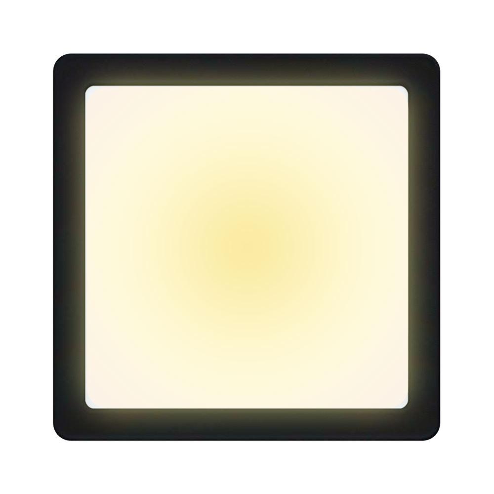 LED-Panel Einbau 1800 Lumen 21,5cm eckig thumbnail 4
