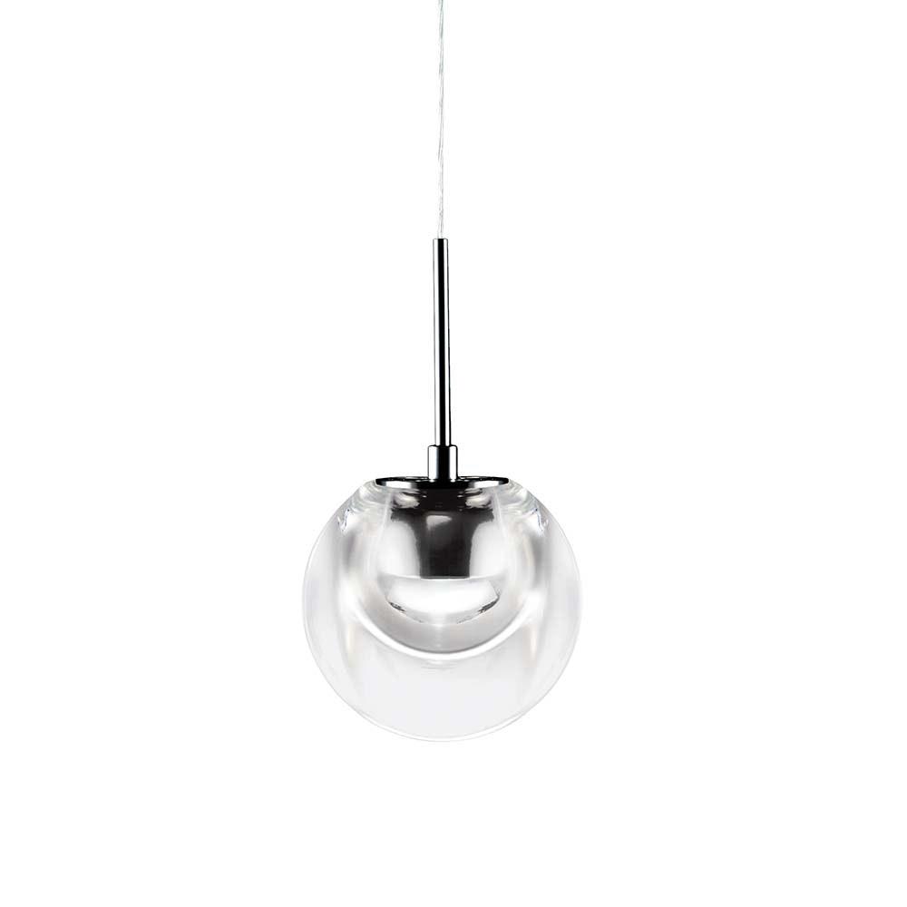 Kundalini LED Einbau-Pendeleuchte Dew Ø 11cm Dimmbar 2
