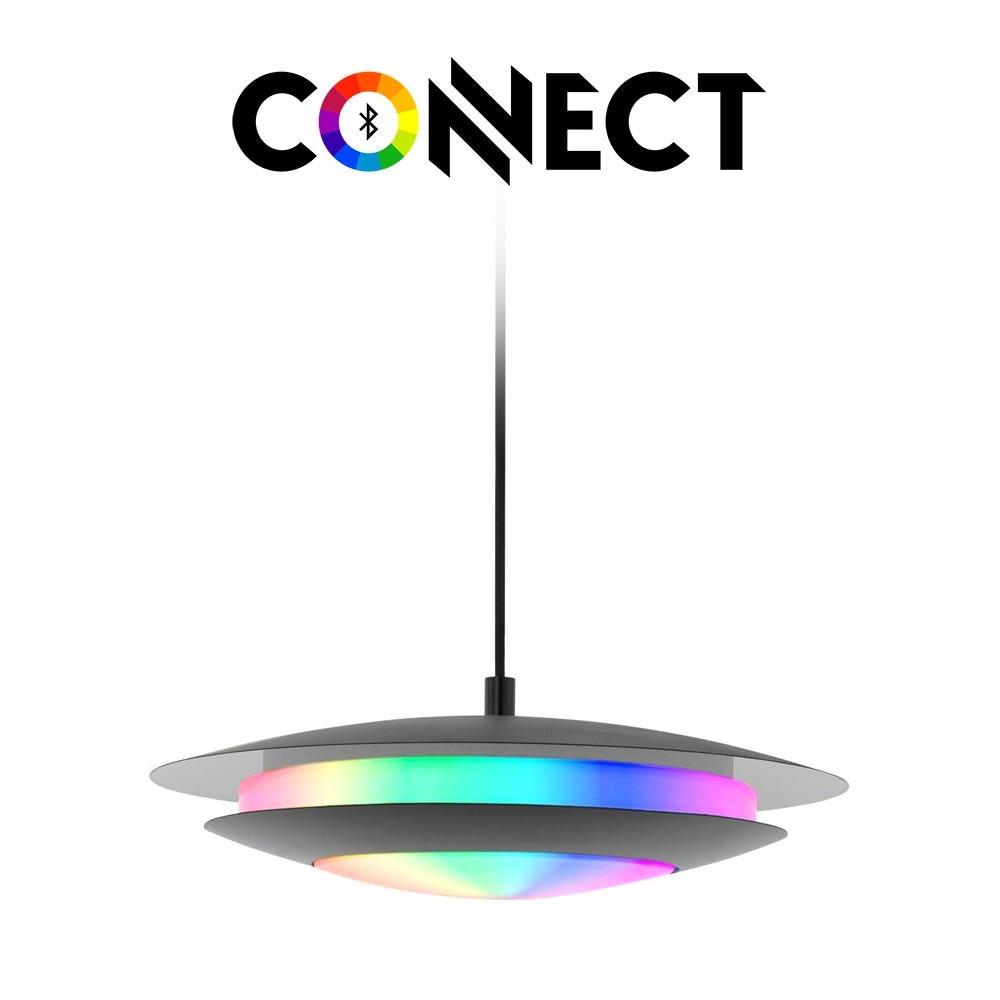 Connect LED Hängelampe Ø 40,5cm 2300lm RGB+CCT