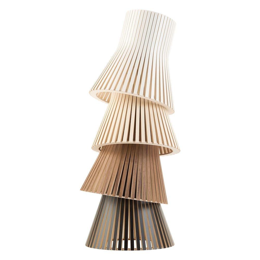 Standleuchte Petite 4610 aus Holz 130cm 5