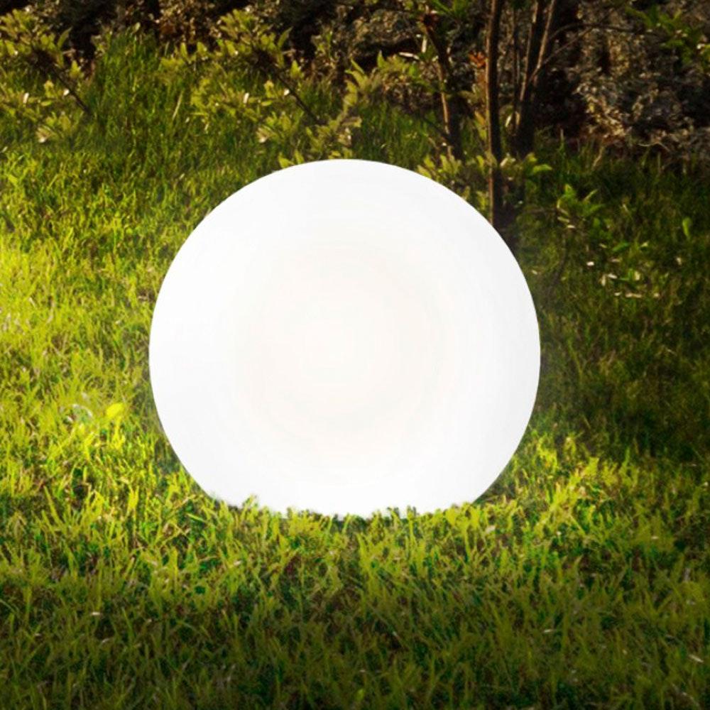 Bolla XL Garten Aussenkugel Ø 60cm Weiß