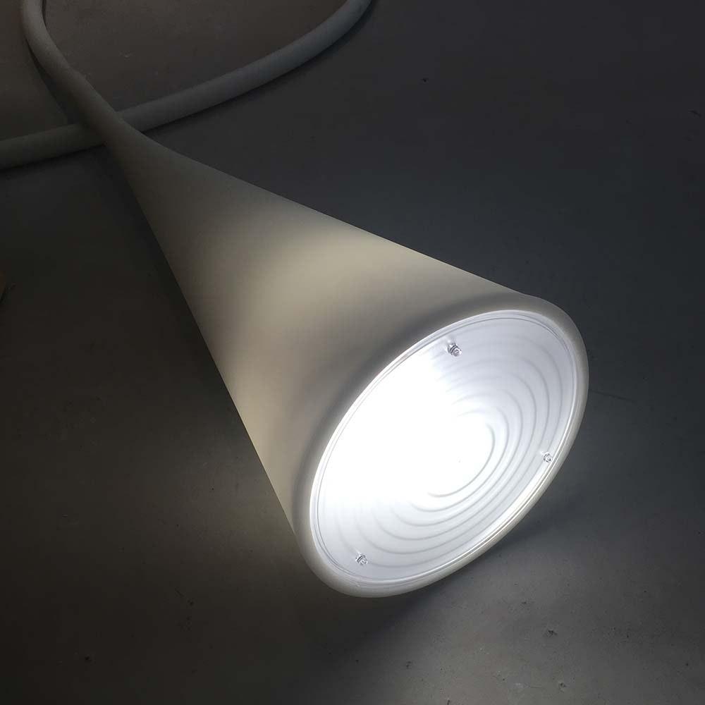 Foscarini Uto Bodenleuchte Tischleuchte 320cm Weiß 2