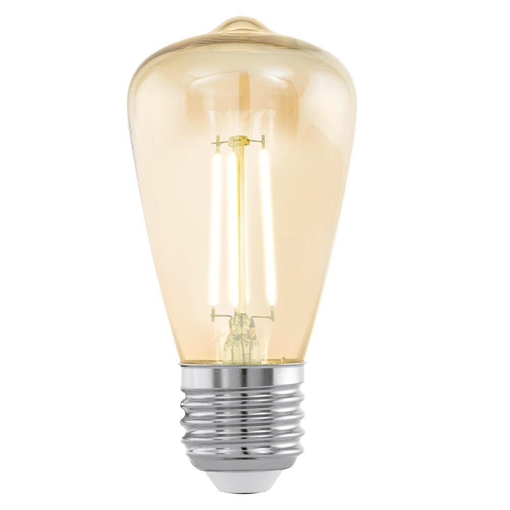E27 LED Vintage Stab 3,5W 220lm Extra Warmweiß 1