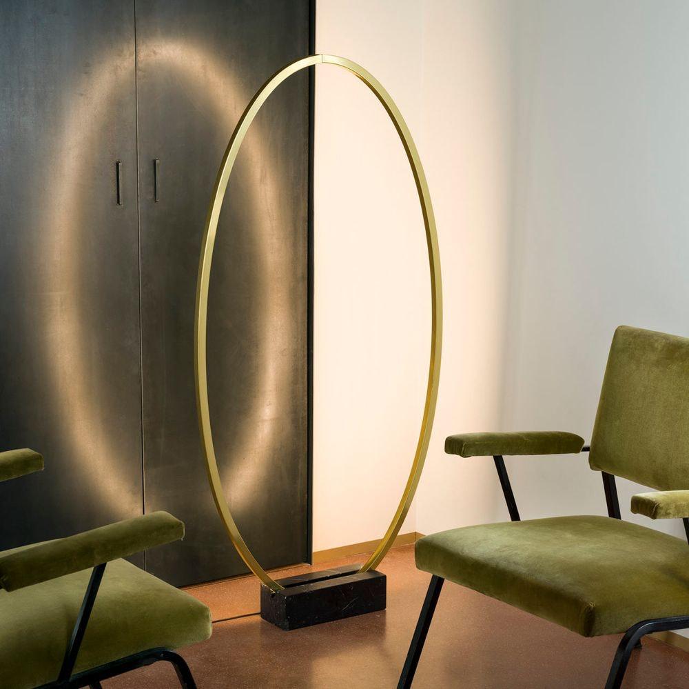 Nemo Ellisse LED Wand- oder Stehlampe 138cm 1