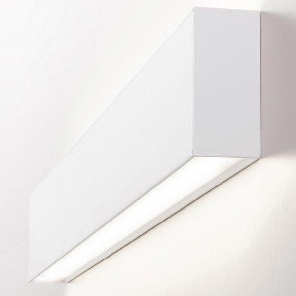 Panzeri Giano LED-Wandleuchte indirekt/direkt 2