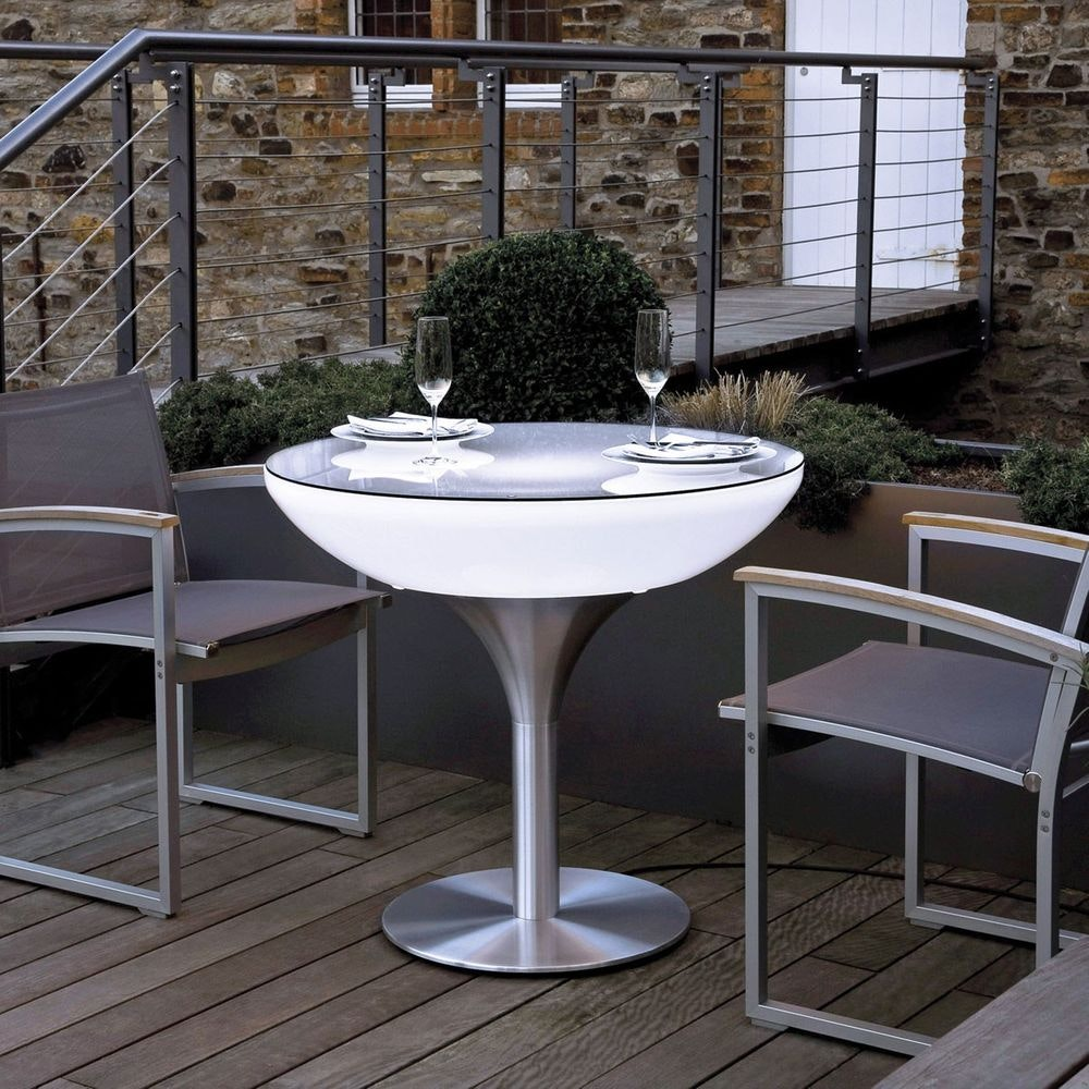 Moree Lounge Table Outdoor Tisch 45cm 7