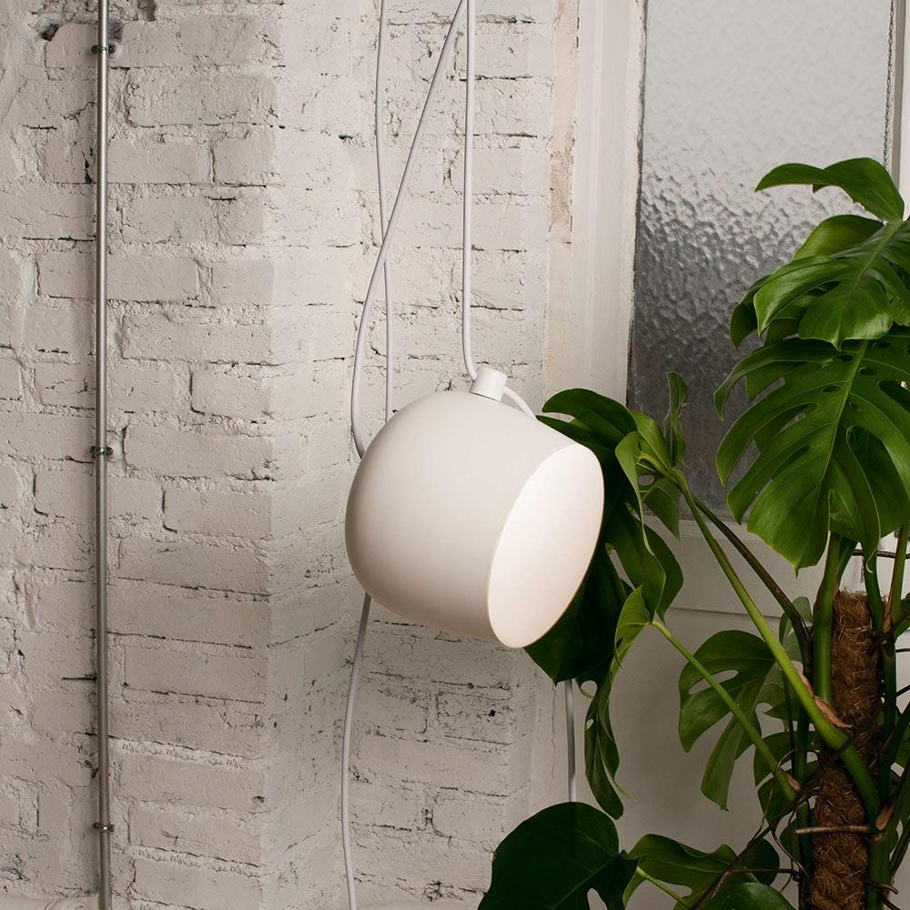 FLOS Aim small LED Pendelleuchte mit Kabel und Dimmer 2