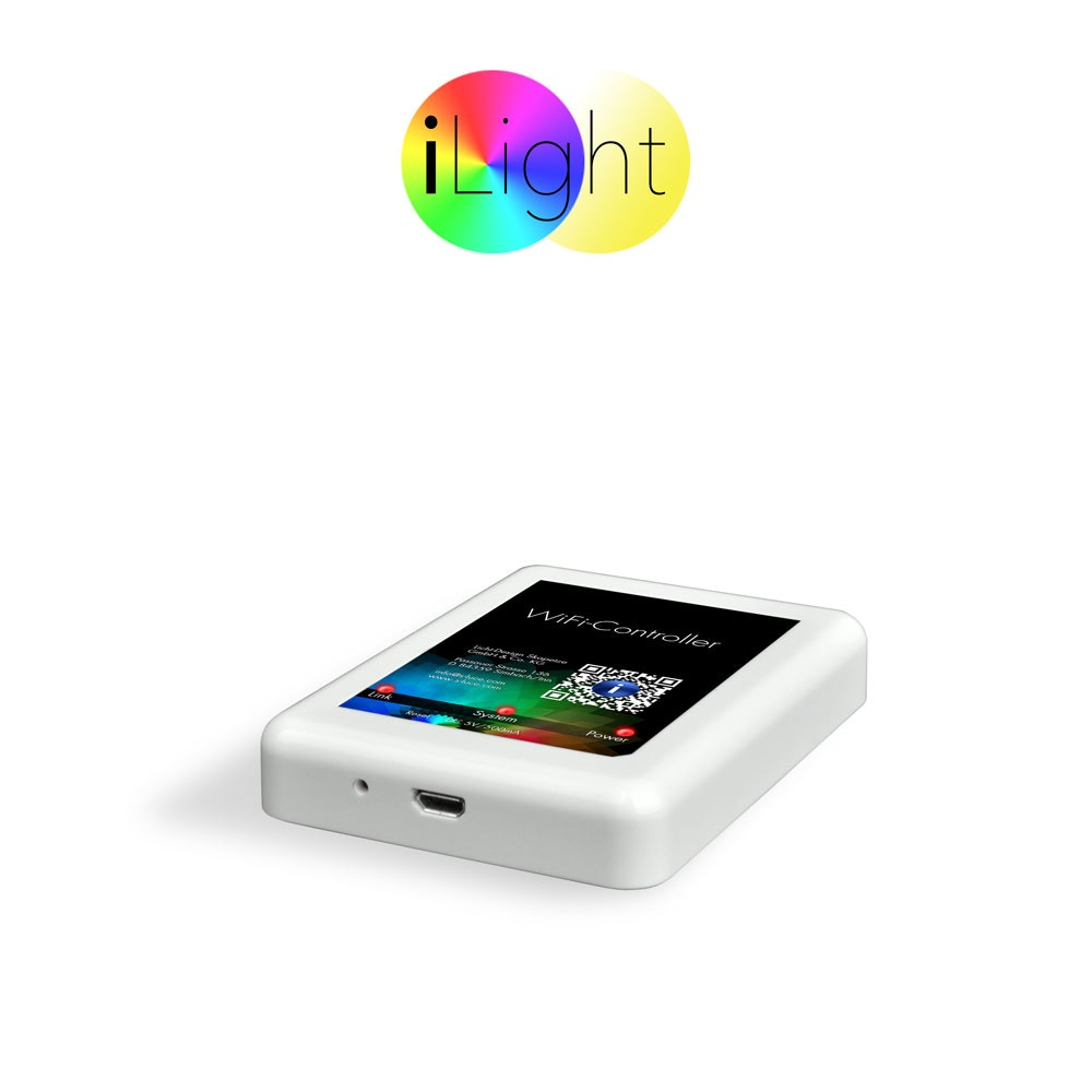 s.LUCE iLight WiFi-Controller zur Steuerung per Smartphone & Tablet 1