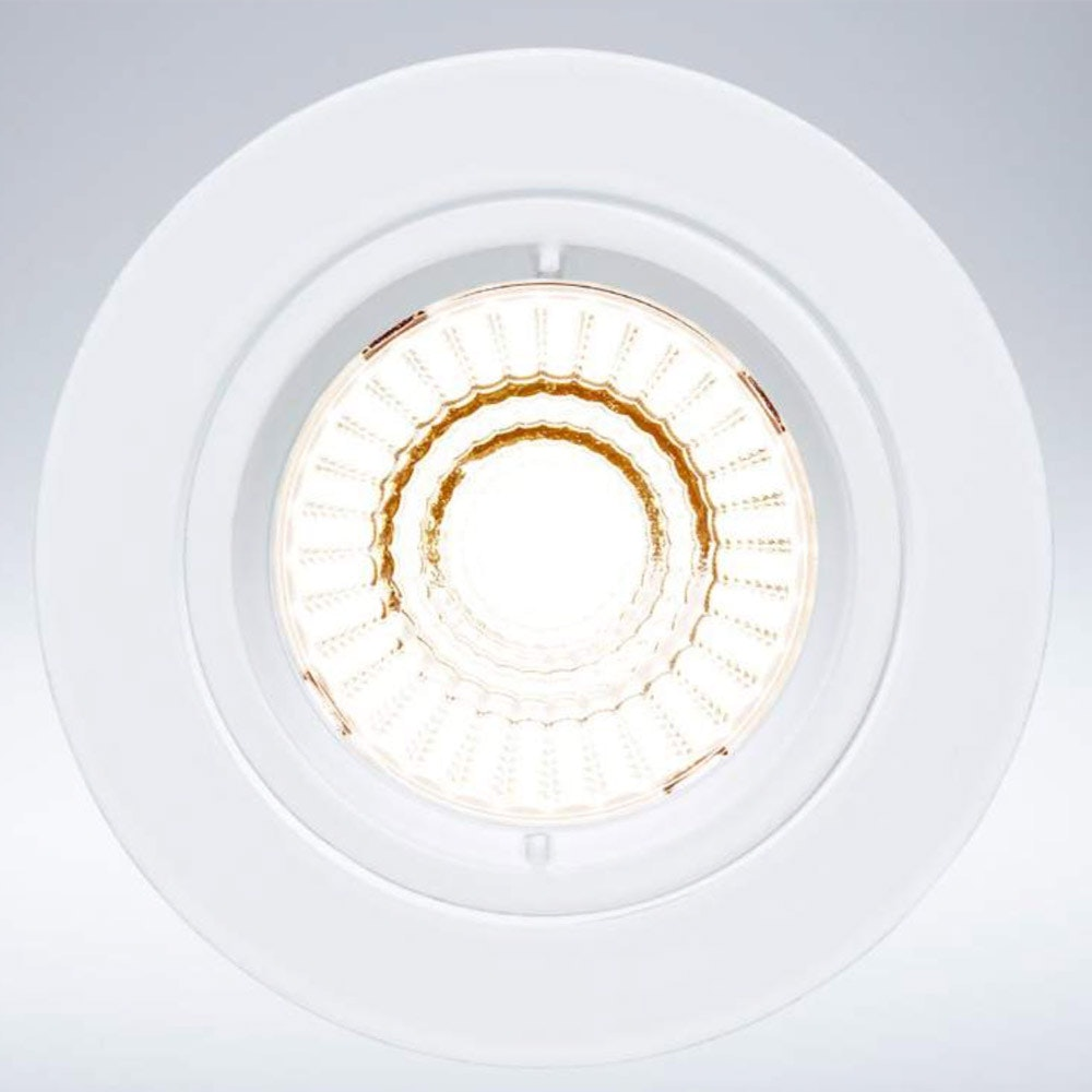 Kiteo LED Decken-Einbaustrahler K-Motus Eckig HCL Dali DT8 thumbnail 3