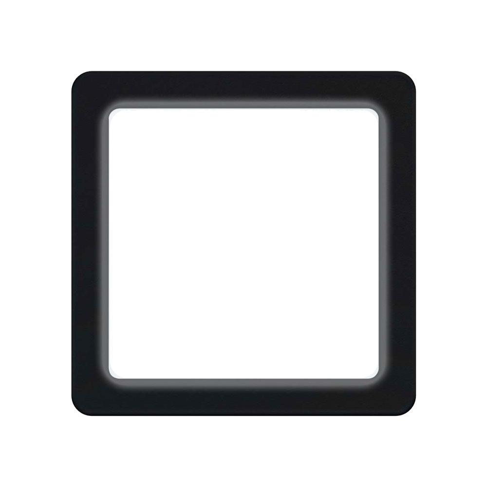 LED-Panel Einbau 1200 Lumen 16,5cm eckig 1