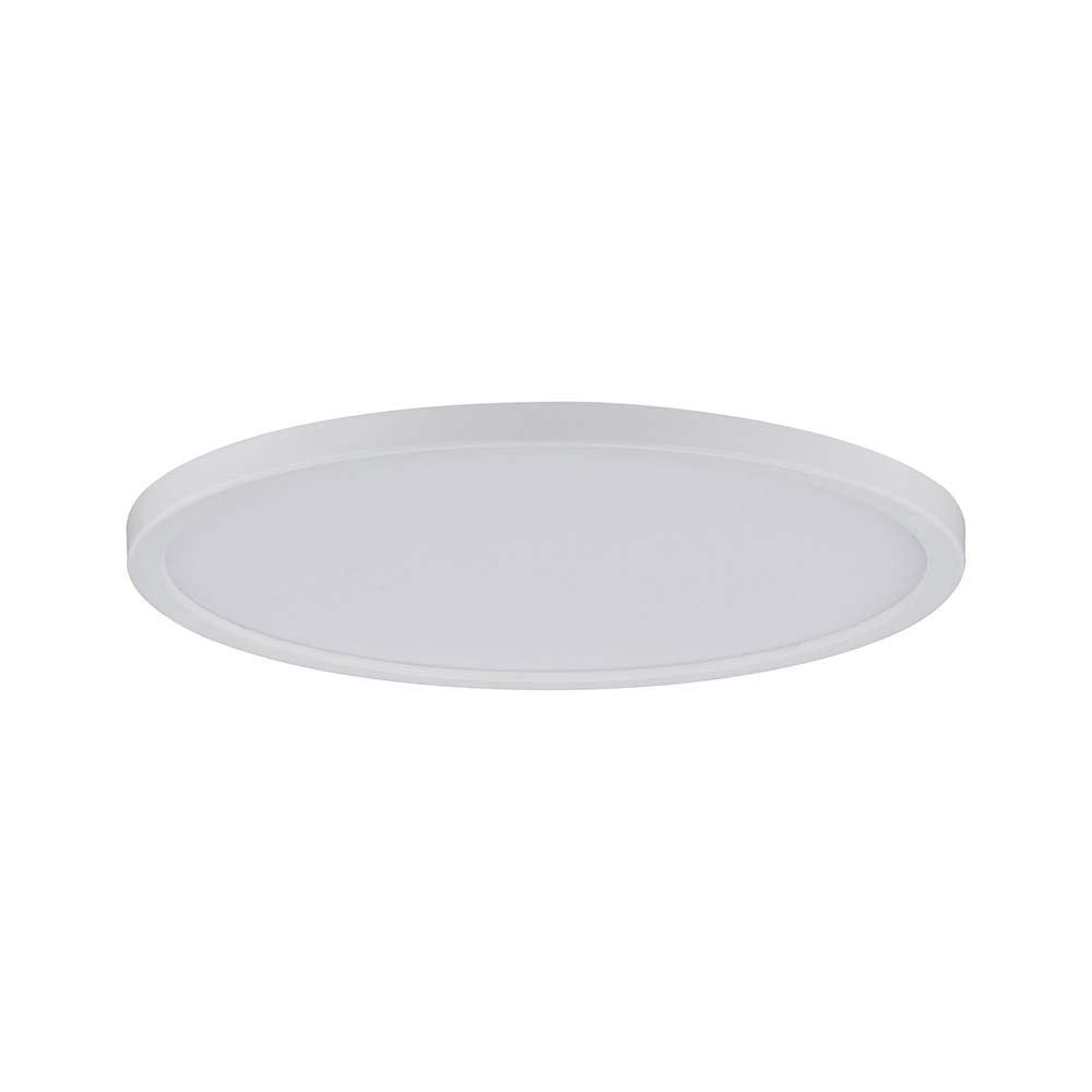 EBL Set Panel Areo rund IP23 LED 1x12W 3000K 180mm Weiß 2
