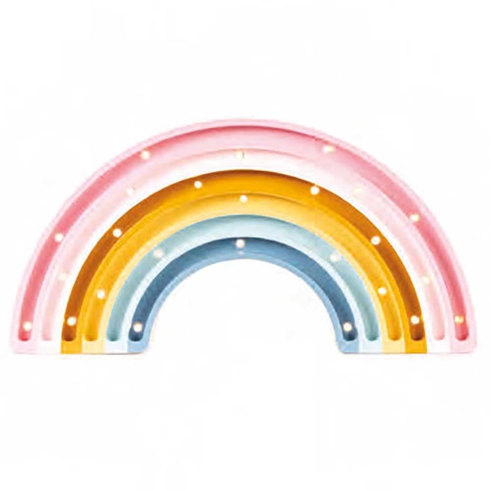 Little Lights Kinder Wand- & Tischleuchte Regenbogen  4