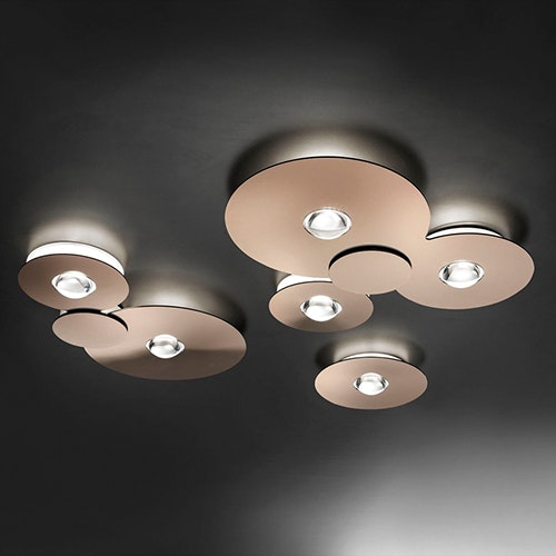 Studio Italia Design Bugia Double LED Deckenleuchte 1