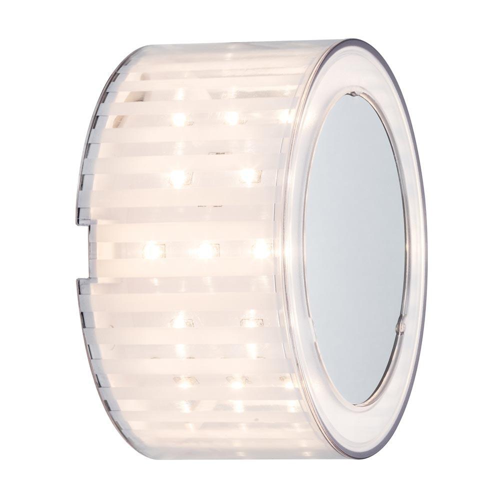 Wandleuchte YourLED DecoBeam 2,2W LED Chrom Transparent 12V 2
