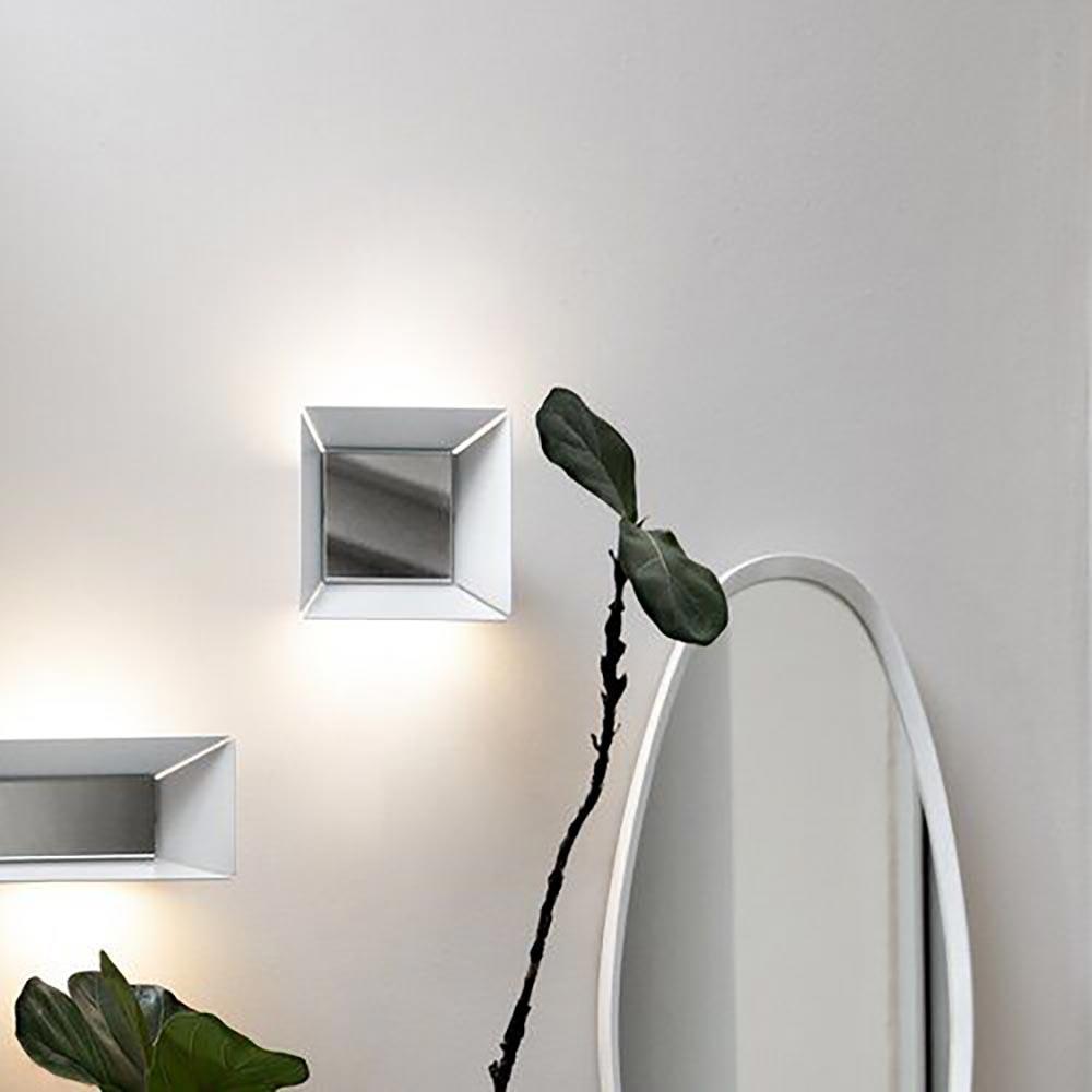 Karman Narcisio LED Spiegelleuchte Rechteckig 2