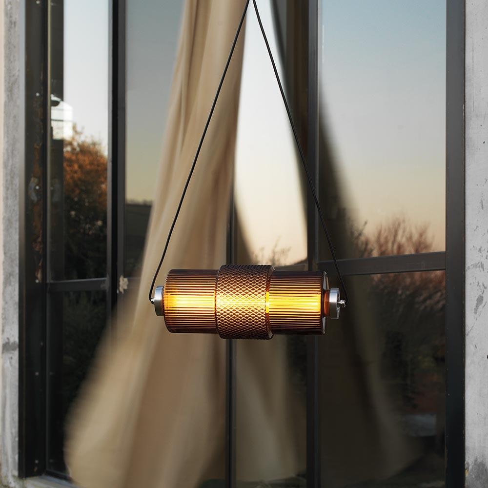 Karman Dies & Nox LED Außen-Hängeleuchte IP65 1