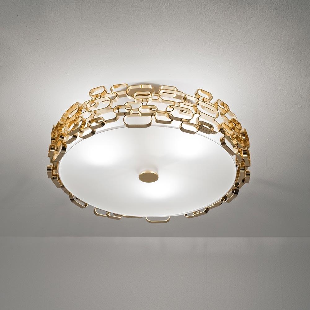 Terzani Glamour Design-Deckenlampe Ø 45cm 1