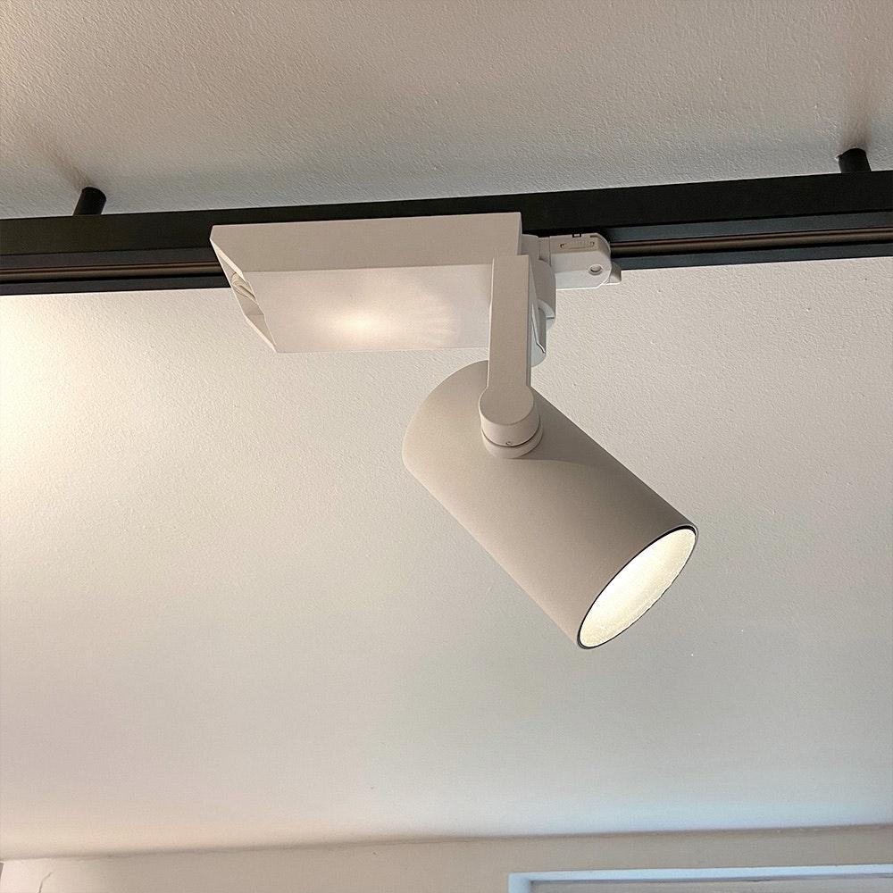 Golo 3-Phasen Power-LED Schienenstrahler 2500lm CRI>90 36°  10