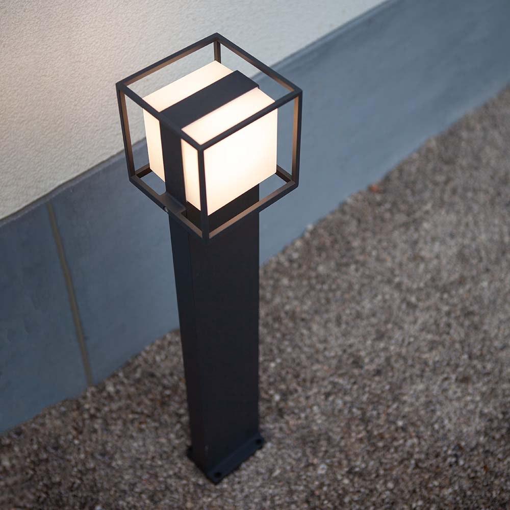 LED-Außenwegeleuchte Cruz IP54 3
