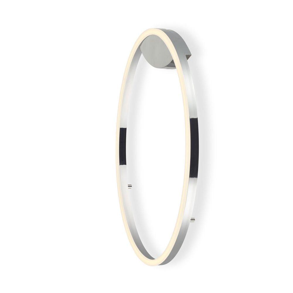 s.LUCE Ring 40 LED Decken & Wandlampe Dimmbar 20