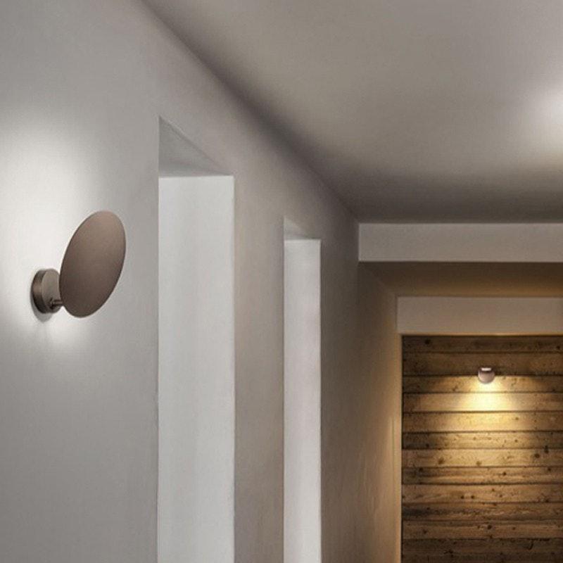 Studio Italia Design Puzzle Round Single LED Wand- & Deckenlampe thumbnail 6