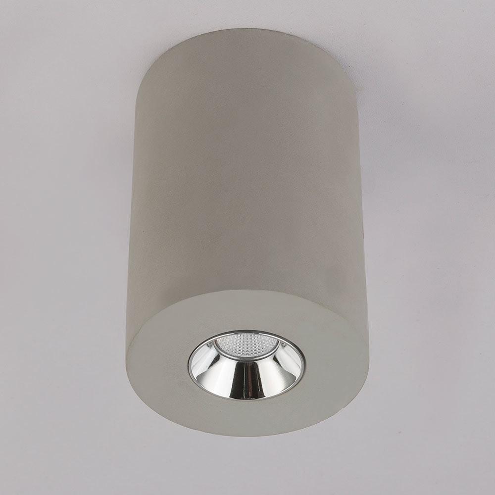 LED Deckenleuchte Timo Grau 5