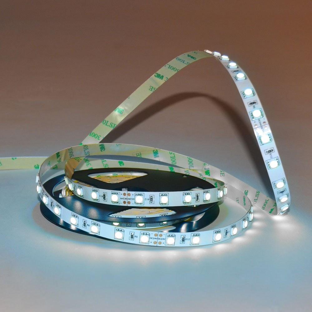 5m LED Lichtband 24V auf Wunsch  23