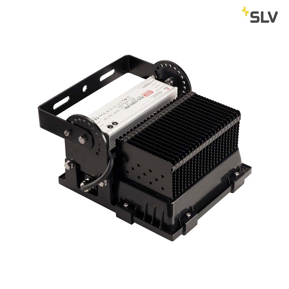 SLV Disos Outdoor Strahler LED 4000K Schwarz 100W 2