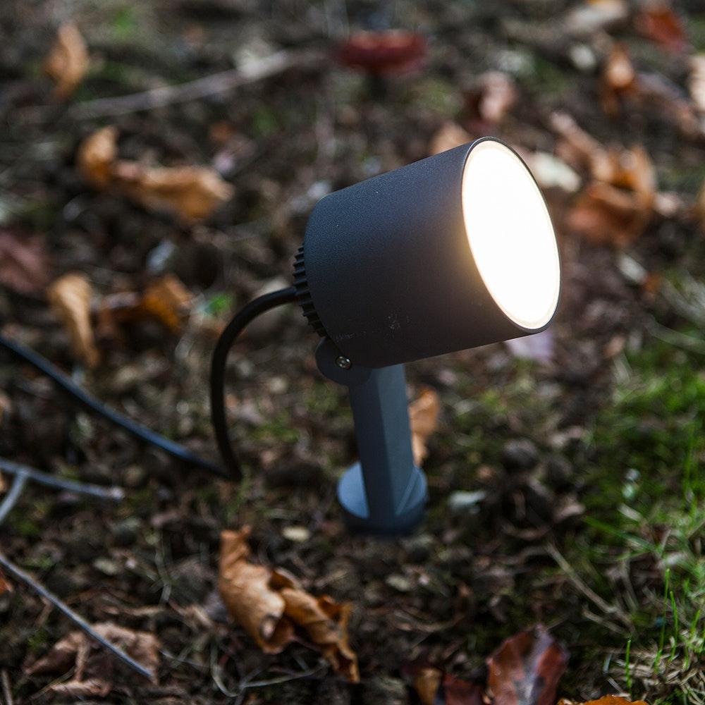 LED-Erdspieß Explorer schwenkbar 3