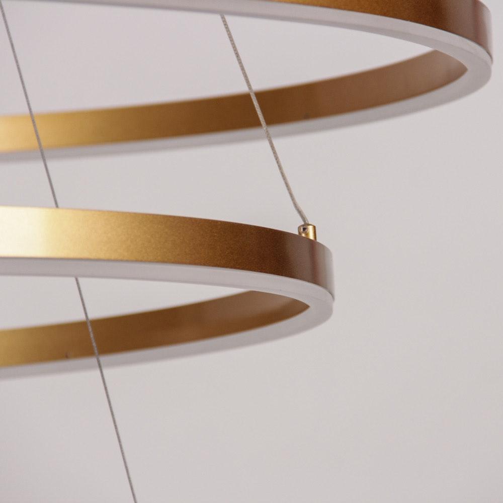 s.LUCE Ring Limited LED-Hängelampe Ø 60 80 100cm thumbnail 6