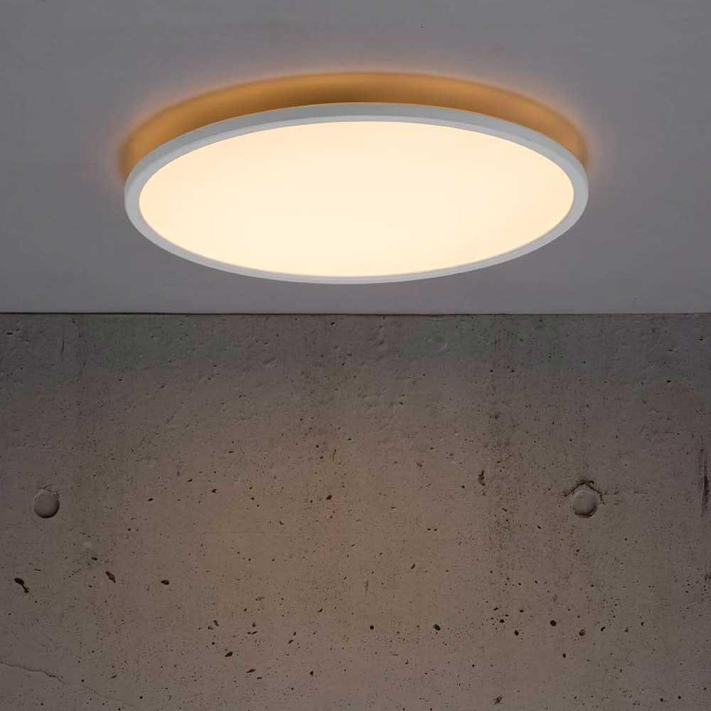 Nordlux LED Wand- & Deckenlampe Oja 42 2700K Weiß 2