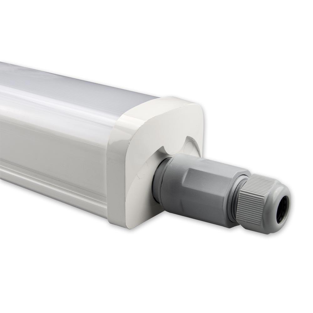 LED Profi Linienleuchte 150cm Notlichtfunktion 5100lm IP66 Neutralweiß 2