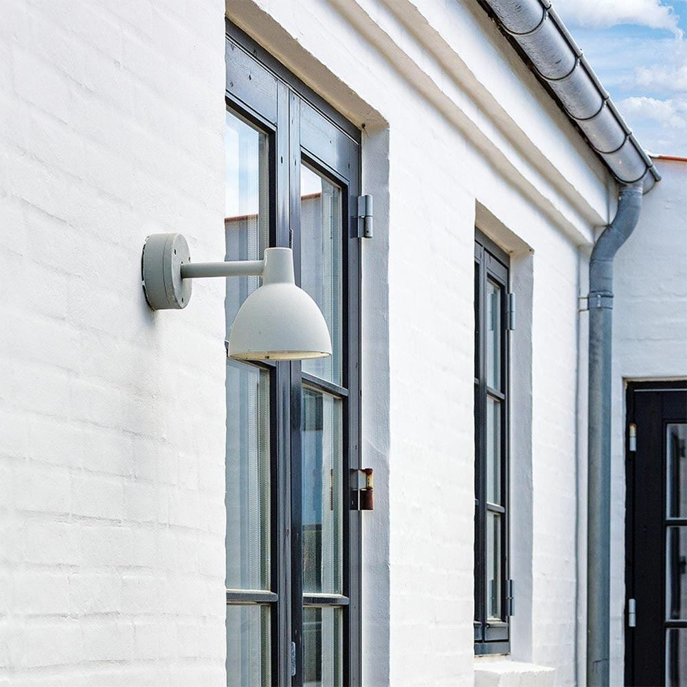 Louis Poulsen Außen-Wandlampe Toldbod 155 IP44 6