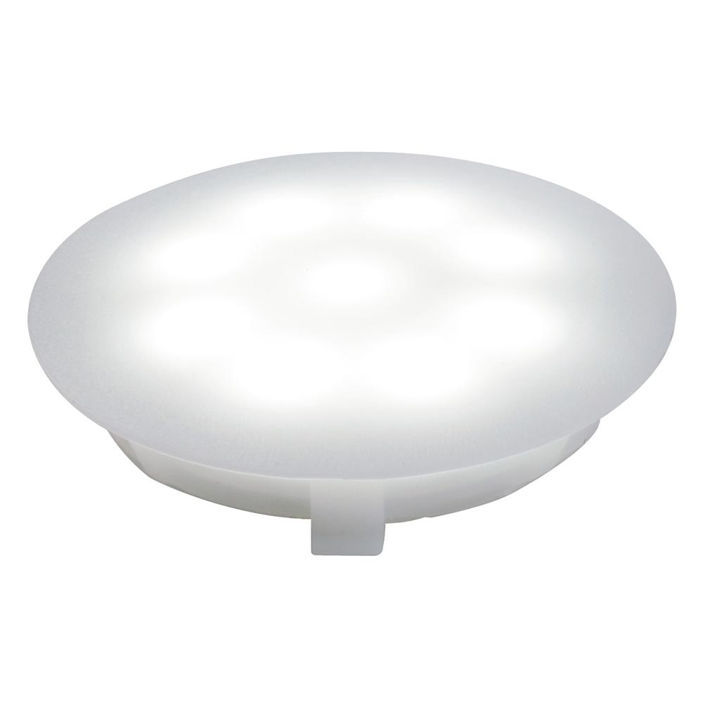 Special EBL UpDownlight LED 1W 12V 45mm Satin