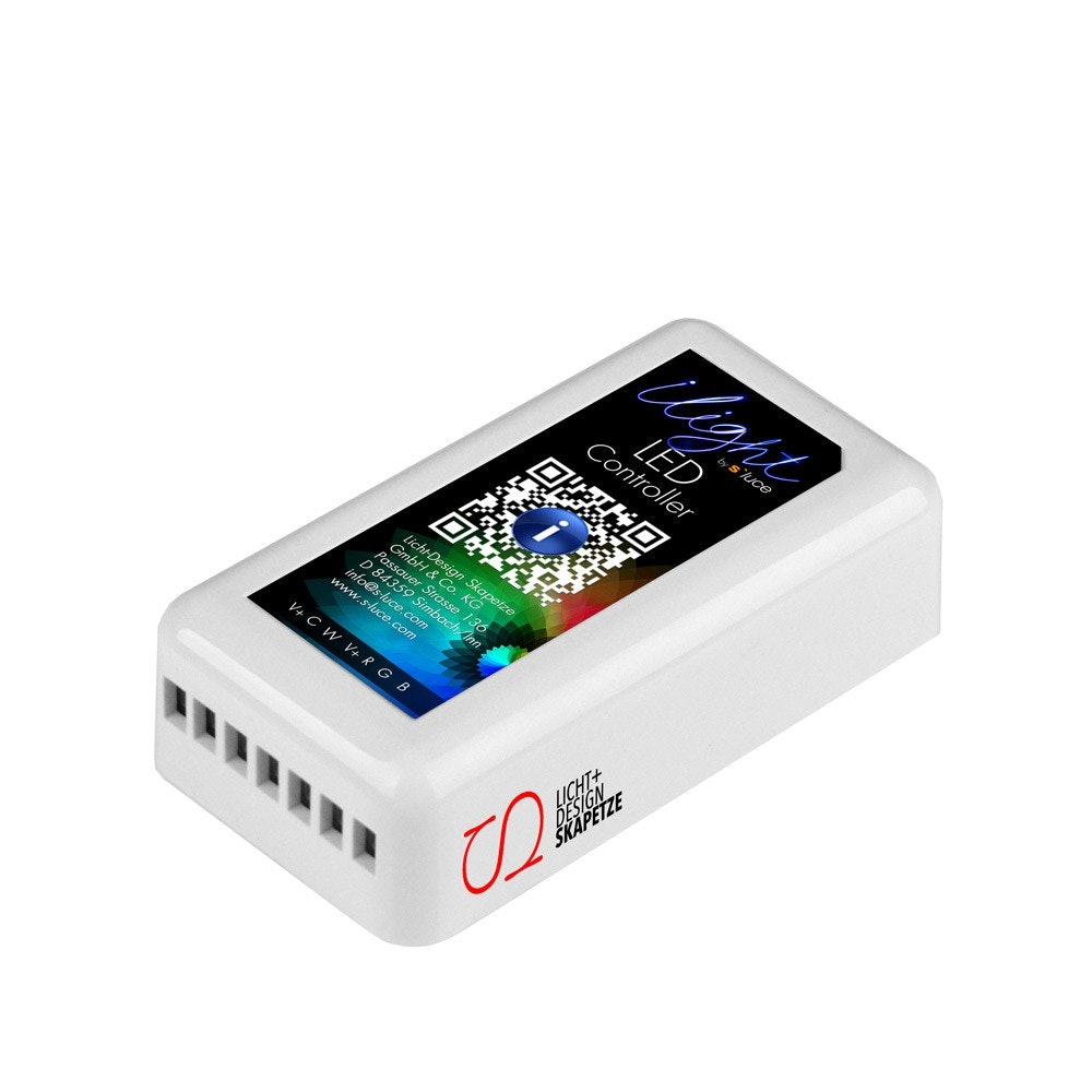s.LUCE iLight Funk-Controller für LED-Strips RGB + CCT 2