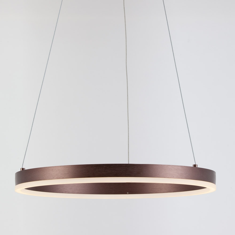 s.LUCE Ring 100 LED Hängelampe Dimmbar 11