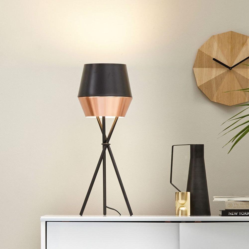 s.LUCE pro LED Tischleuchte SkaDa Ø 20cm thumbnail 3