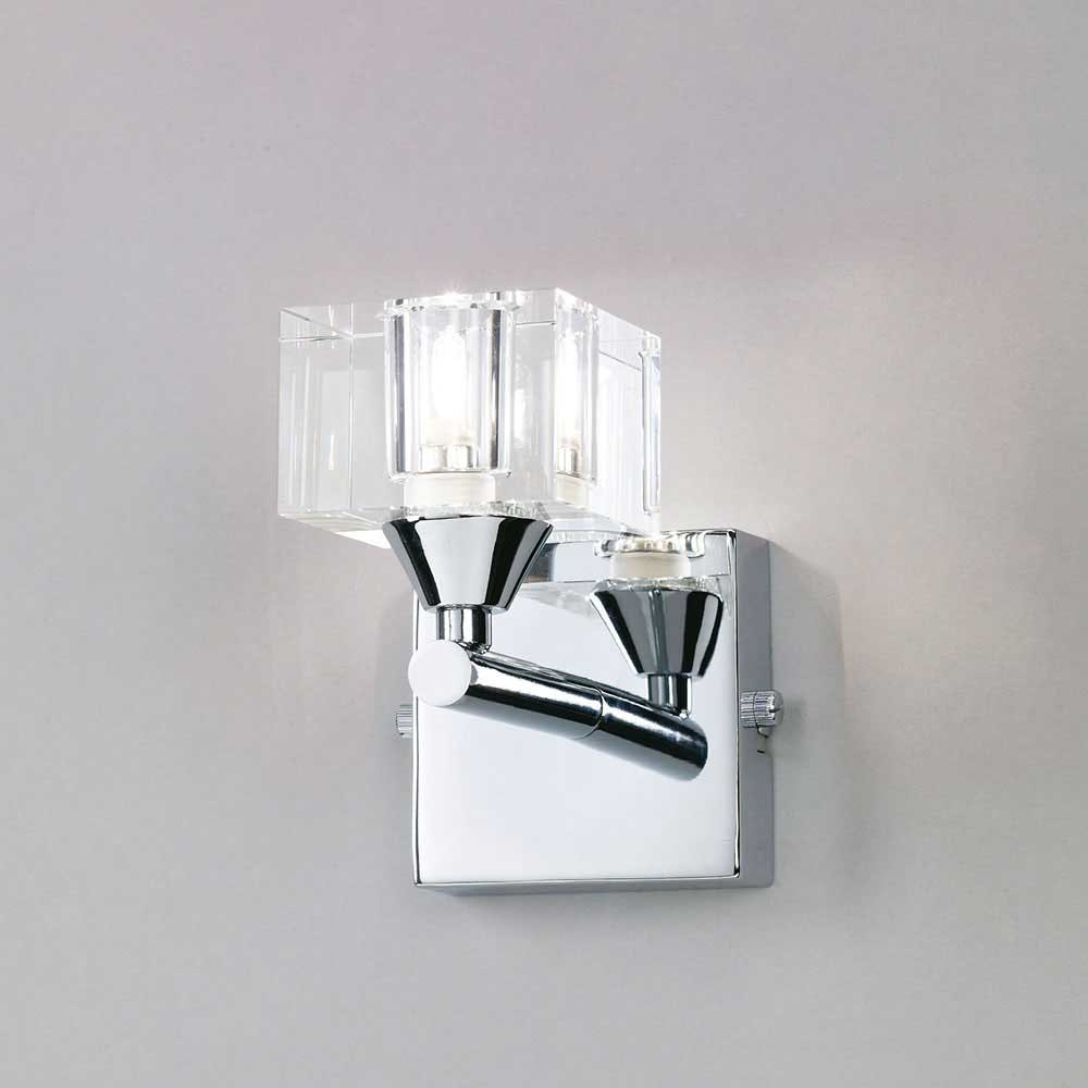 Mantra Wandlampe Cuadrax Optico 1
