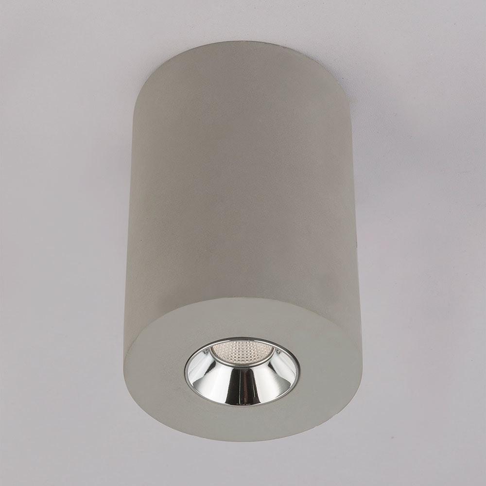LED Deckenleuchte Timo Grau 6