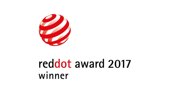 reddot award winner 2017