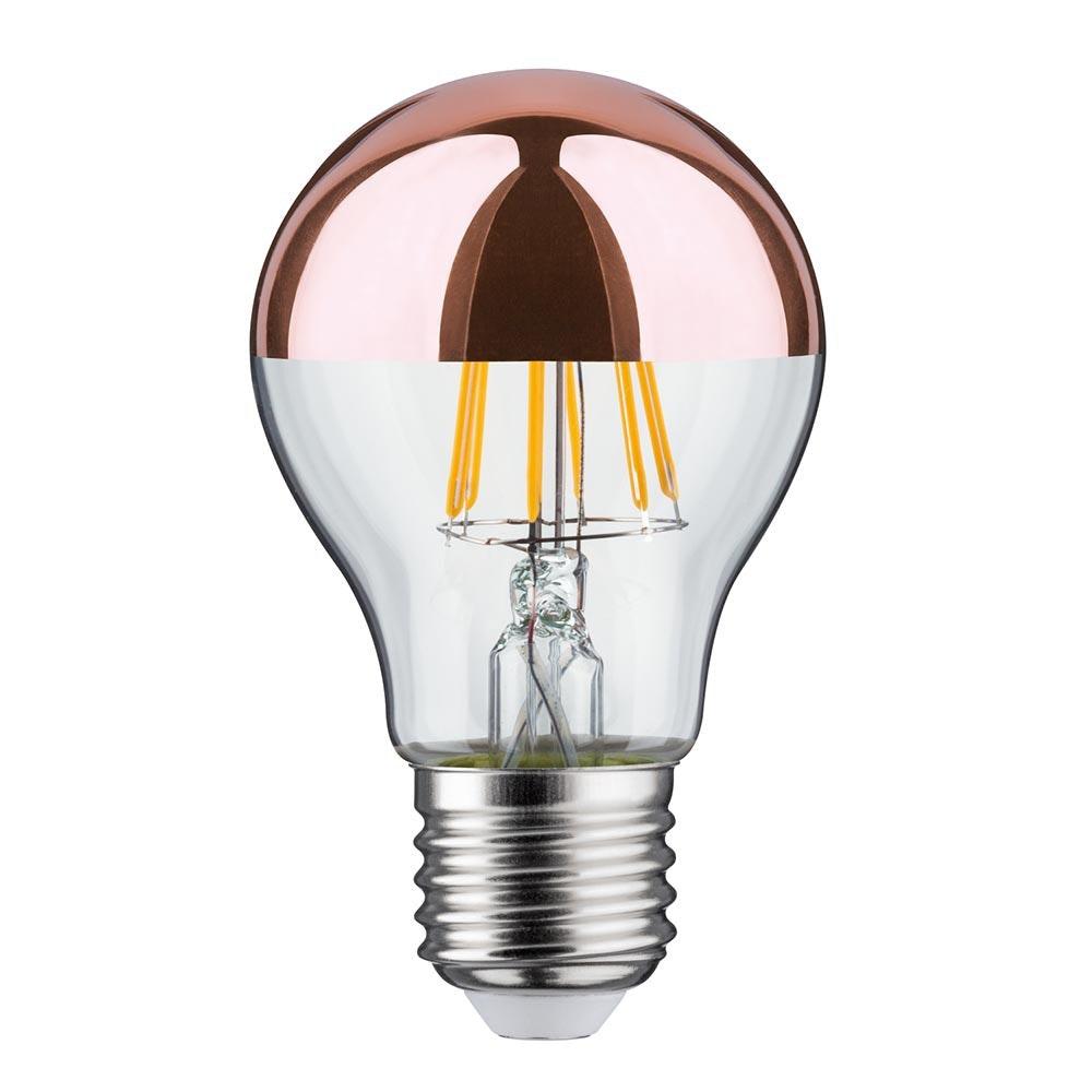 E27 LED Kopfspiegel Kupfer 680lm 7,5W 2