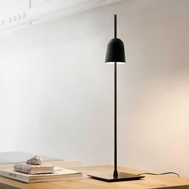 Luceplan LED Schreibtischlampe Ascent schwarz thumbnail 3