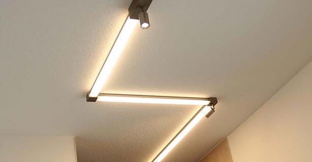 Helestra VIGO LED-Schienen-System