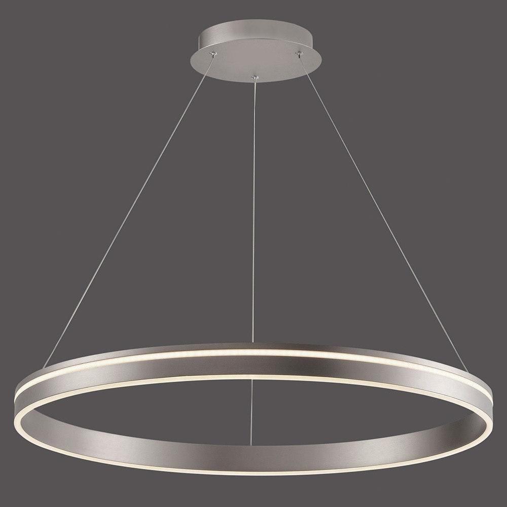 LED Hängeleuchte Q-Vito Ø 79cm CCT Stahl 2