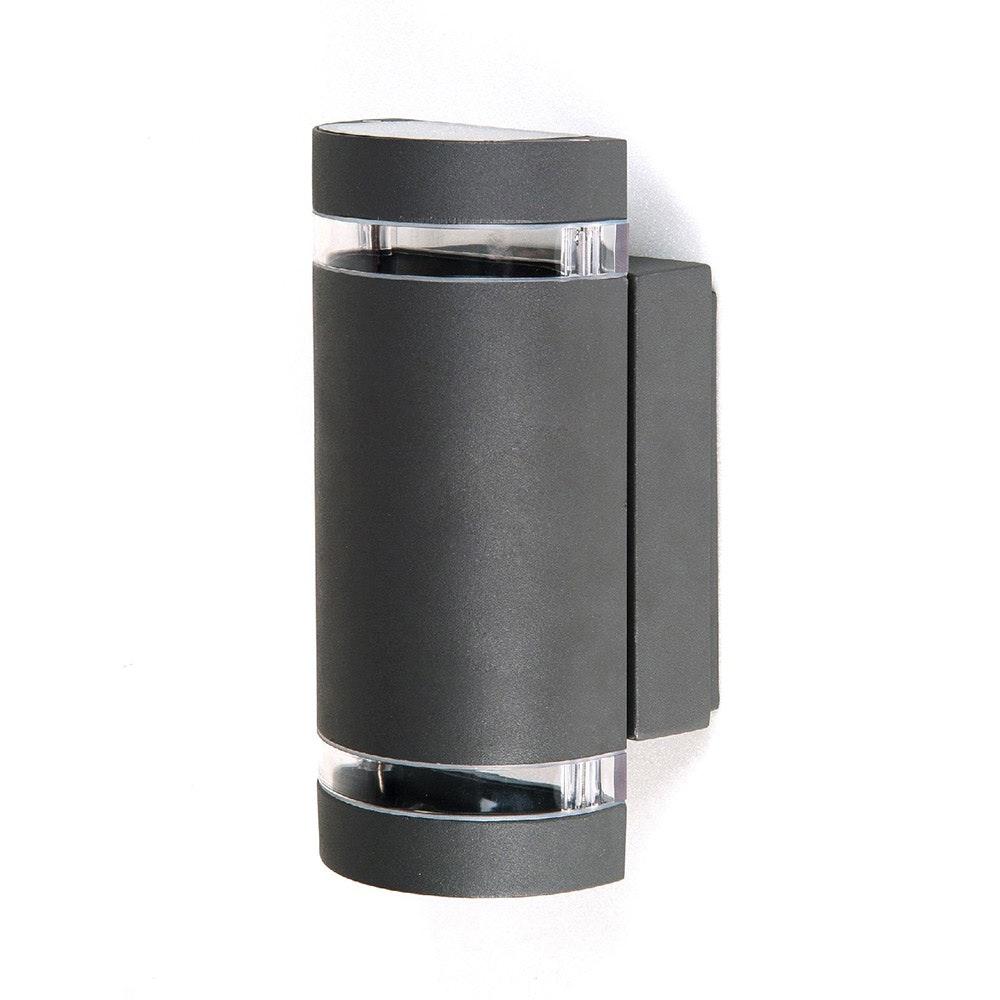 Außenwandlampe Focus IP44 Anthrazit 2