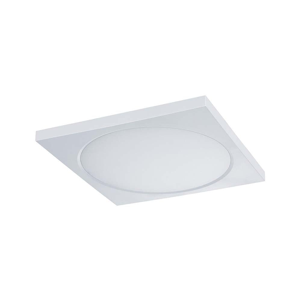 Prem EBL Set Panel IP65 eck 3step white 1x9W 12V 180x180mm Weiß 5