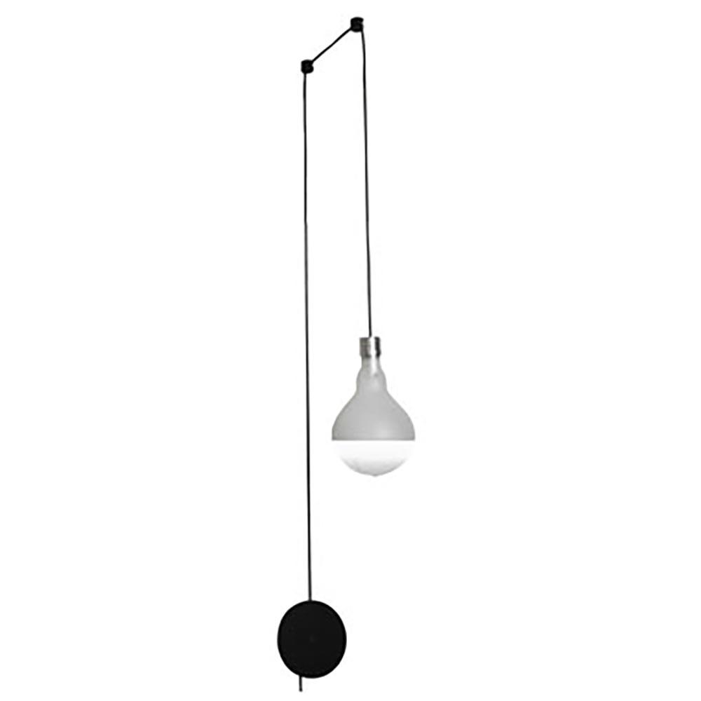 Karman MakeUp LED-Wandlampe Rund 2