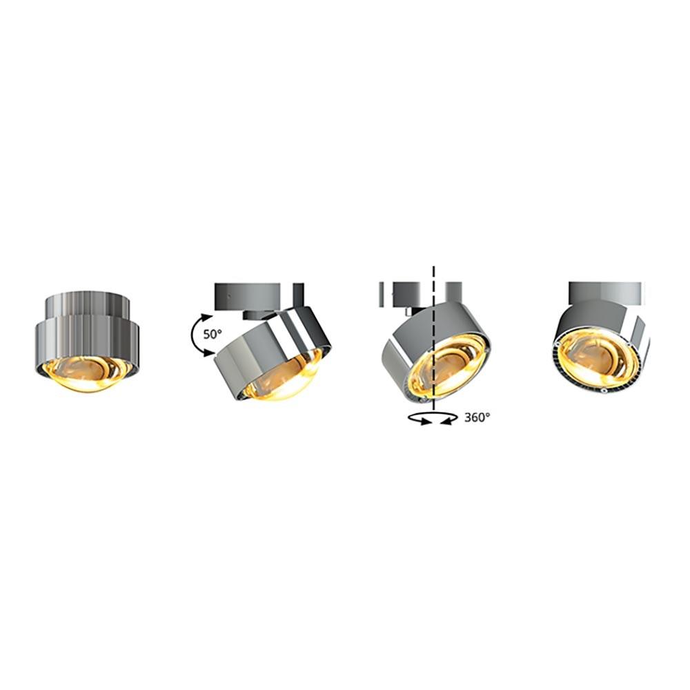 Top Light LED Deckenlampe Puk Move dreh- & schwenkbar thumbnail 4