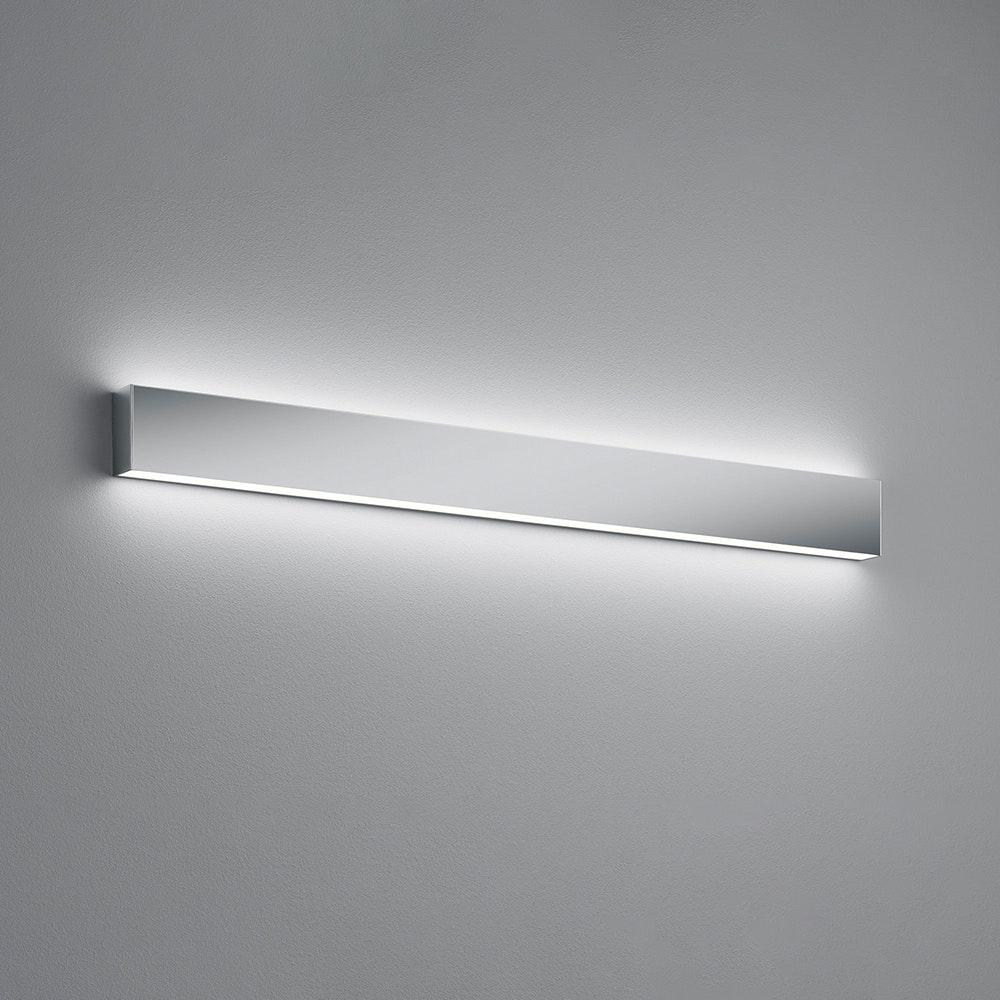 Helestra LED Wandlampe Vis IP44 Chrom 1